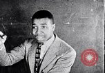 Image of African American students in drama class Washington DC USA, 1939, second 56 stock footage video 65675031593