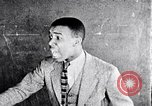 Image of African American students in drama class Washington DC USA, 1939, second 57 stock footage video 65675031593