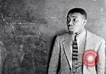 Image of African American students in drama class Washington DC USA, 1939, second 61 stock footage video 65675031593