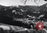 Image of Outdoor organ in Kufstein Fortress Tower Kufstein Germany, 1944, second 34 stock footage video 65675031596