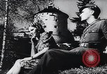 Image of Outdoor organ in Kufstein Fortress Tower Kufstein Germany, 1944, second 37 stock footage video 65675031596