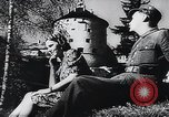 Image of Outdoor organ in Kufstein Fortress Tower Kufstein Germany, 1944, second 40 stock footage video 65675031596