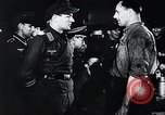 Image of German Army officers visit a war plant Germany, 1944, second 16 stock footage video 65675031601