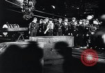 Image of German Army officers visit a war plant Germany, 1944, second 18 stock footage video 65675031601