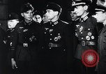 Image of German Army officers visit a war plant Germany, 1944, second 25 stock footage video 65675031601