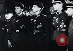 Image of German Army officers visit a war plant Germany, 1944, second 26 stock footage video 65675031601