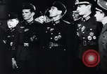 Image of German Army officers visit a war plant Germany, 1944, second 27 stock footage video 65675031601