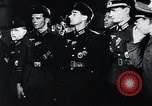 Image of German Army officers visit a war plant Germany, 1944, second 28 stock footage video 65675031601