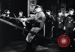 Image of German Army officers visit a war plant Germany, 1944, second 39 stock footage video 65675031601