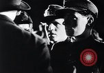 Image of German Army officers visit a war plant Germany, 1944, second 43 stock footage video 65675031601