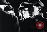 Image of German Army officers visit a war plant Germany, 1944, second 45 stock footage video 65675031601