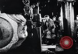 Image of German Army officers visit a war plant Germany, 1944, second 47 stock footage video 65675031601