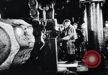 Image of German Army officers visit a war plant Germany, 1944, second 49 stock footage video 65675031601