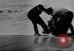 Image of German Navy explosives experts destroy marine mines Germany, 1944, second 14 stock footage video 65675031603