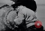 Image of German Navy explosives experts destroy marine mines Germany, 1944, second 16 stock footage video 65675031603