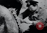 Image of German Navy explosives experts destroy marine mines Germany, 1944, second 20 stock footage video 65675031603