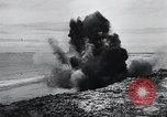 Image of German Navy explosives experts destroy marine mines Germany, 1944, second 34 stock footage video 65675031603
