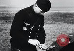Image of German Navy explosives experts destroy marine mines Germany, 1944, second 43 stock footage video 65675031603