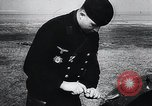 Image of German Navy explosives experts destroy marine mines Germany, 1944, second 44 stock footage video 65675031603