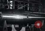 Image of V-2 missile Peenemunde Germany, 1943, second 32 stock footage video 65675031604