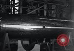 Image of A-4 missile Peenemunde Germany, 1943, second 47 stock footage video 65675031607
