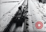Image of V-1 catapult tests Peenemunde Germany, 1943, second 53 stock footage video 65675031609
