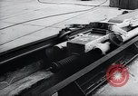 Image of V-1 catapult tests Peenemunde Germany, 1943, second 60 stock footage video 65675031609