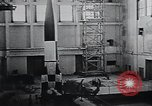 Image of A-4 missile Peenemunde Germany, 1942, second 27 stock footage video 65675031612