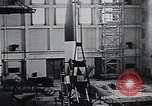 Image of A-4 missile Peenemunde Germany, 1942, second 30 stock footage video 65675031612