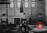 Image of A-4 missile Peenemunde Germany, 1942, second 31 stock footage video 65675031612