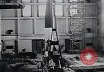 Image of A-4 missile Peenemunde Germany, 1942, second 32 stock footage video 65675031612
