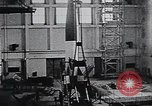 Image of A-4 missile Peenemunde Germany, 1942, second 34 stock footage video 65675031612