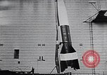 Image of A-4 missile Peenemunde Germany, 1942, second 39 stock footage video 65675031612