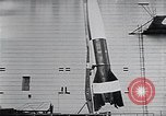 Image of A-4 missile Peenemunde Germany, 1942, second 40 stock footage video 65675031612
