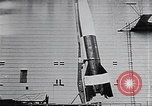 Image of A-4 missile Peenemunde Germany, 1942, second 41 stock footage video 65675031612