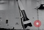 Image of A-4 missile Peenemunde Germany, 1942, second 51 stock footage video 65675031612