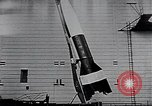 Image of A-4 missile Peenemunde Germany, 1942, second 52 stock footage video 65675031612