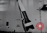 Image of A-4 missile Peenemunde Germany, 1942, second 54 stock footage video 65675031612