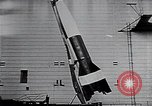 Image of A-4 missile Peenemunde Germany, 1942, second 56 stock footage video 65675031612
