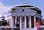 Image of University of Virginia Charlottesville Virginia USA, 1944, second 16 stock footage video 65675031627
