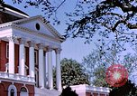 Image of University of Virginia Charlottesville Virginia USA, 1944, second 25 stock footage video 65675031627