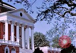 Image of University of Virginia Charlottesville Virginia USA, 1944, second 26 stock footage video 65675031627