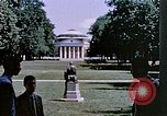Image of University of Virginia Charlottesville Virginia USA, 1944, second 38 stock footage video 65675031627