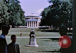 Image of University of Virginia Charlottesville Virginia USA, 1944, second 40 stock footage video 65675031627