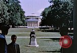 Image of University of Virginia Charlottesville Virginia USA, 1944, second 45 stock footage video 65675031627