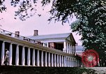 Image of University of Virginia Charlottesville Virginia USA, 1944, second 52 stock footage video 65675031627