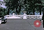 Image of Monticello home of Thomas Jefferson Charlottesville Virginia USA, 1944, second 2 stock footage video 65675031628