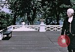Image of Monticello home of Thomas Jefferson Charlottesville Virginia USA, 1944, second 3 stock footage video 65675031628