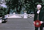 Image of Monticello home of Thomas Jefferson Charlottesville Virginia USA, 1944, second 4 stock footage video 65675031628
