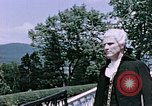 Image of Monticello home of Thomas Jefferson Charlottesville Virginia USA, 1944, second 8 stock footage video 65675031628